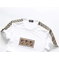 $25.22 USD Fendi T-Shirts Short Sleeved O-Neck For Men #756649