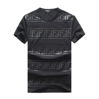 $25.22 USD Fendi T-Shirts Short Sleeved O-Neck For Men #756657