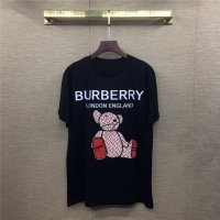 Burberry T-Shirts Short Sleeved O-Neck For Women #757603