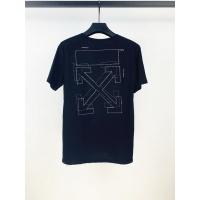 Off-White T-Shirts Short Sleeved O-Neck For Men #759383