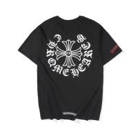 Chrome Hearts T-Shrits Short Sleeved O-Neck For Men #759654