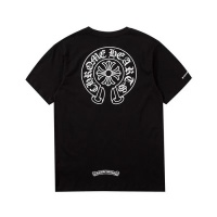 $26.19 USD Chrome Hearts T-Shrits Short Sleeved O-Neck For Men #759676