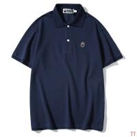 Bape T-Shirts Short Sleeved Polo For Men #763056