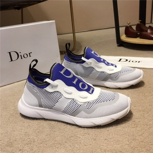 Christian Dior Casual Shoes For Men #763378