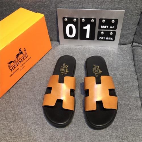 Hermes Slippers For Men #763469