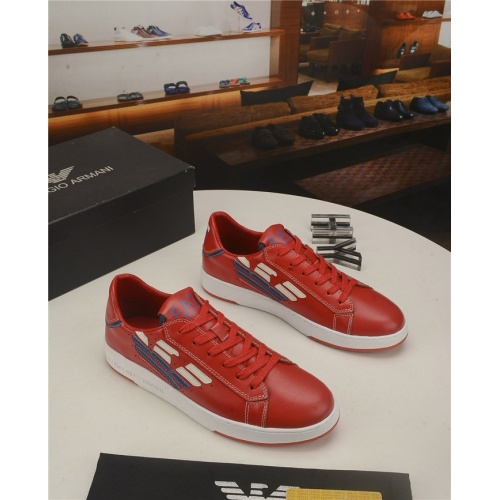 Armani Casual Shoes For Men #763492