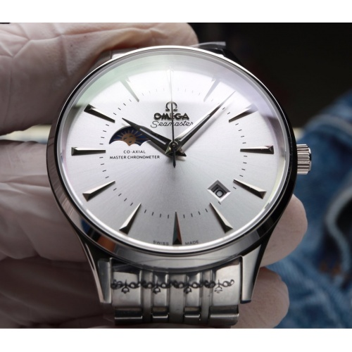 Replica OMEGA AAA Quality Watches For Men #763561 $228.92 USD for Wholesale