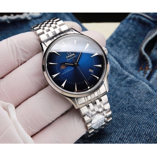 OMEGA AAA Quality Watches For Men #763565 $228.92 USD, Wholesale Replica OMEGA New Quality Watches