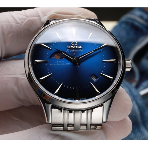 Replica OMEGA AAA Quality Watches For Men #763565 $228.92 USD for Wholesale