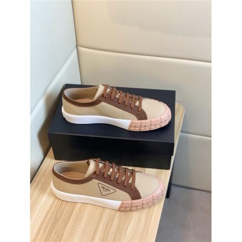 Prada Casual Shoes For Men #763575
