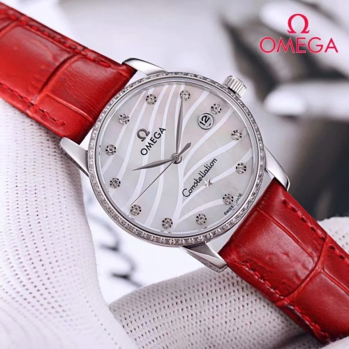 OMEGA AAA Quality Watches For Women #763585