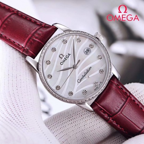 OMEGA AAA Quality Watches For Women #763586