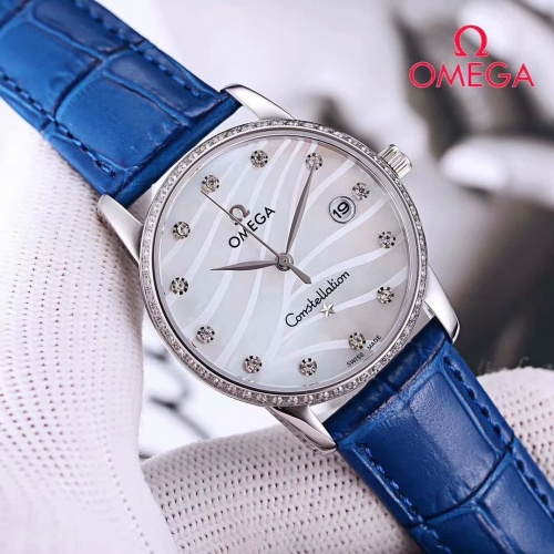 OMEGA AAA Quality Watches For Women #763587 $112.52 USD, Wholesale Replica OMEGA New Quality Watches