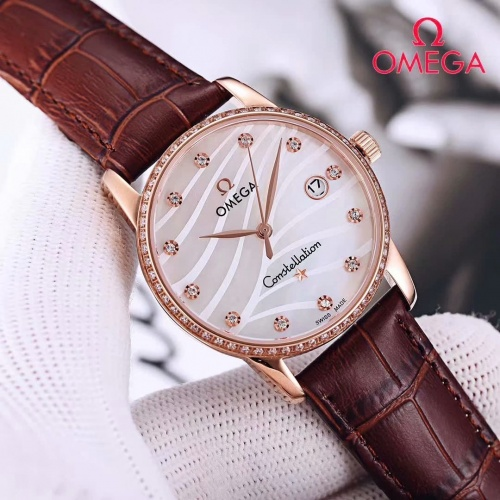 OMEGA AAA Quality Watches For Women #763588