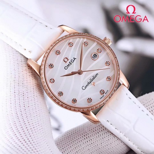 OMEGA AAA Quality Watches For Women #763590 $112.52 USD, Wholesale Replica OMEGA New Quality Watches