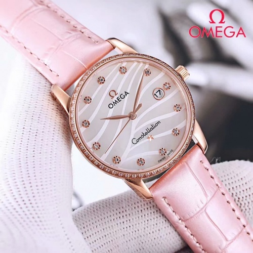OMEGA AAA Quality Watches For Women #763591