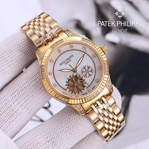 Patek Philippe AAA Quality Watches For Women #763613