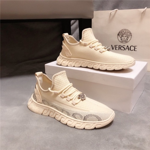 Versace Casual Shoes For Men #763689