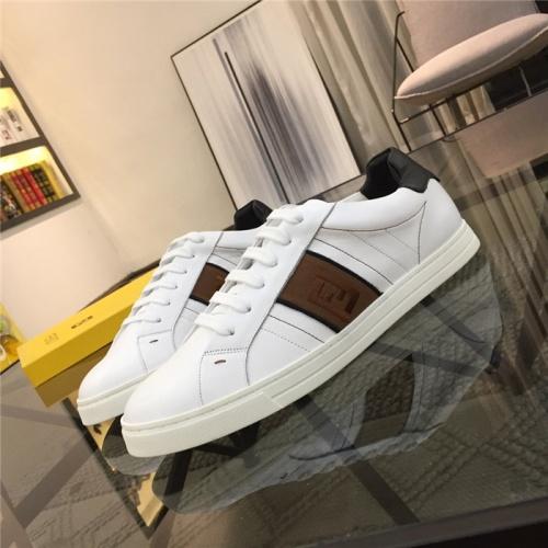 Fendi Casual Shoes For Men #763696