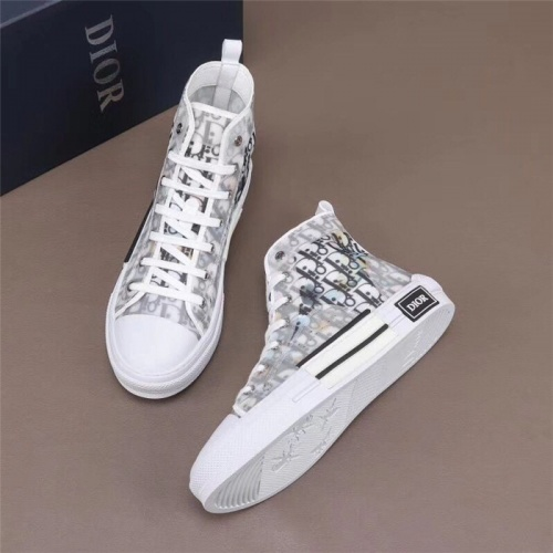 Christian Dior High Tops Shoes For Men #763784