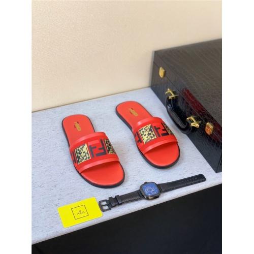 Fendi Slippers For Men #763810