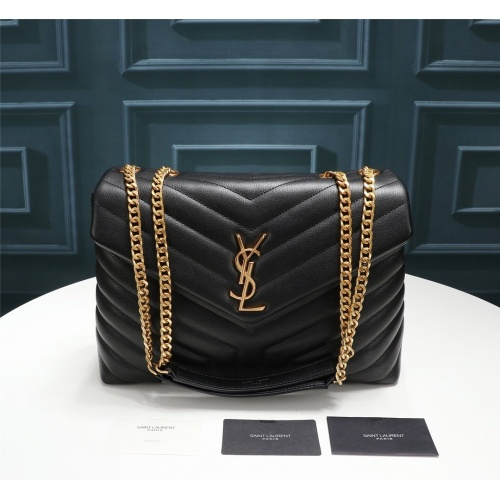 Yves Saint Laurent YSL AAA Quality Shoulder Bags For Women #763891