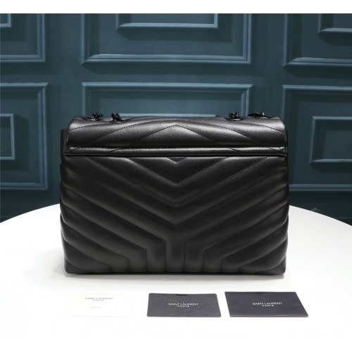 Replica Yves Saint Laurent YSL AAA Quality Shoulder Bags For Women #763892 $109.61 USD for Wholesale