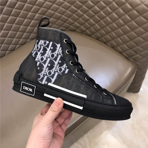 Replica Christian Dior Casual Shoes For Men #763896 $77.60 USD for Wholesale