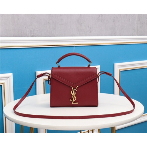Yves Saint Laurent YSL AAA Quality Messenger Bags For Women #763901