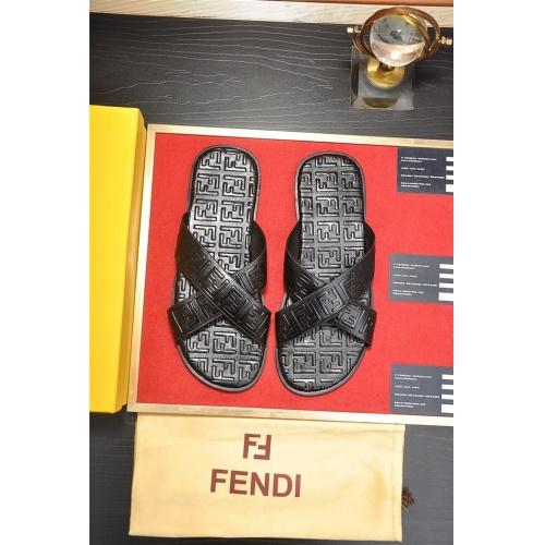 Fendi Slippers For Men #763934