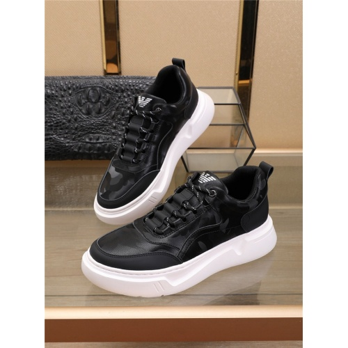Armani Casual Shoes For Men #764163