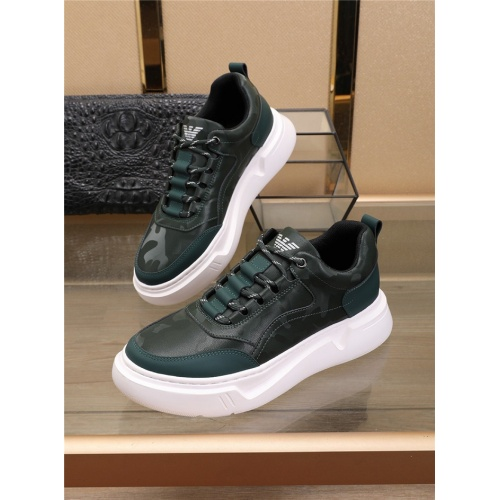 Armani Casual Shoes For Men #764164