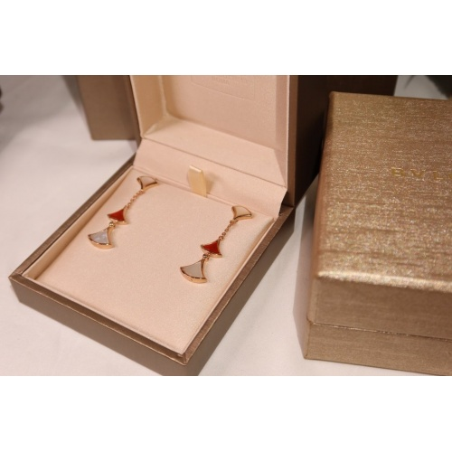Bvlgari Earrings #764310 $40.74, Wholesale Replica Bvlgari Earrings