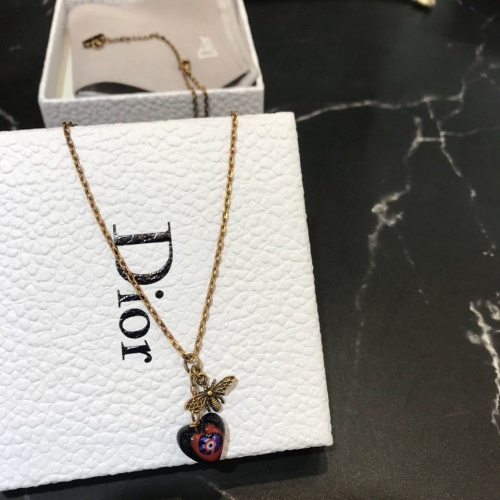Christian Dior Necklace #764337 $31.04, Wholesale Replica Christian Dior Necklace