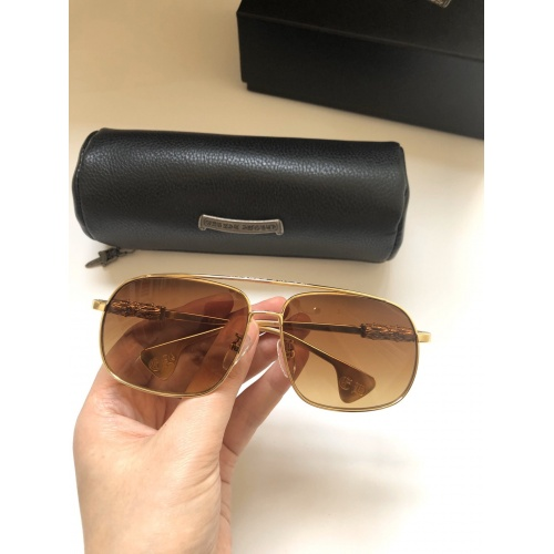 Chrome Hearts AAA Quality Sunglasses #764347