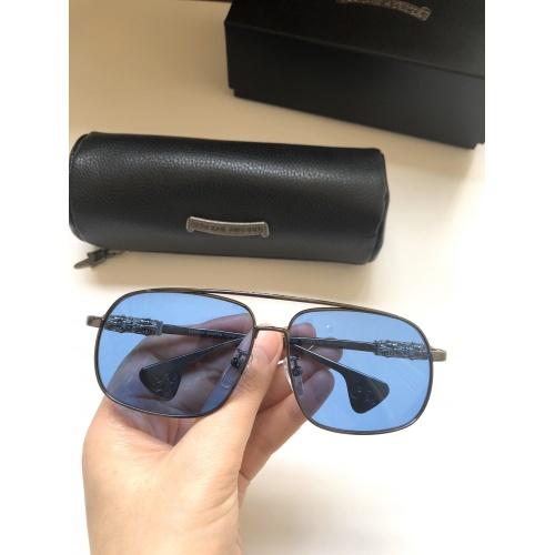 Chrome Hearts AAA Quality Sunglasses #764350