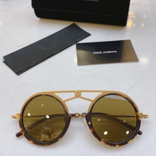 Dolce & Gabbana D&G AAA Quality Sunglasses #764365