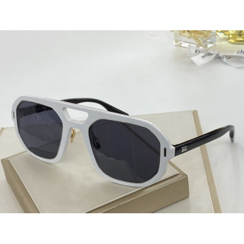 Christian Dior AAA Quality Sunglasses #764601