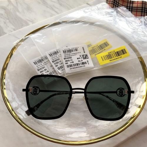 Burberry AAA Quality Sunglasses #764627