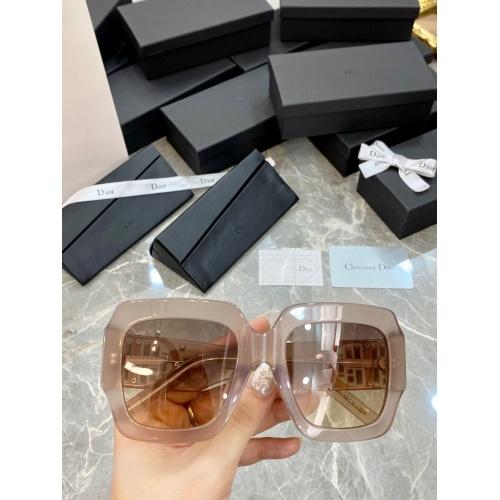 Christian Dior AAA Quality Sunglasses #764650