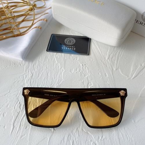 Versace AAA Quality Sunglasses #764683