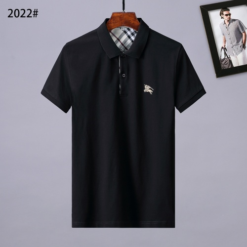 Burberry T-Shirts Short Sleeved Polo For Men #764744