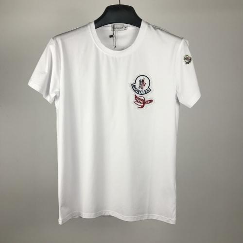 Moncler T-Shirts Short Sleeved O-Neck For Men #764782