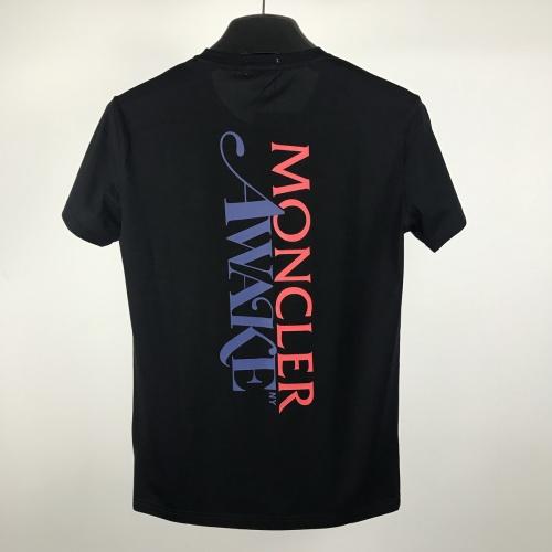 Moncler T-Shirts Short Sleeved O-Neck For Men #764785