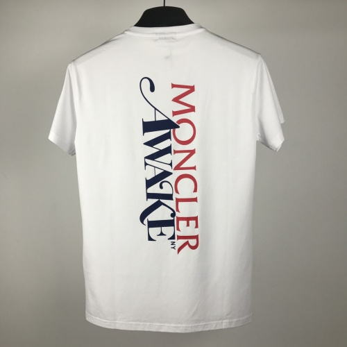 Moncler T-Shirts Short Sleeved O-Neck For Men #764786