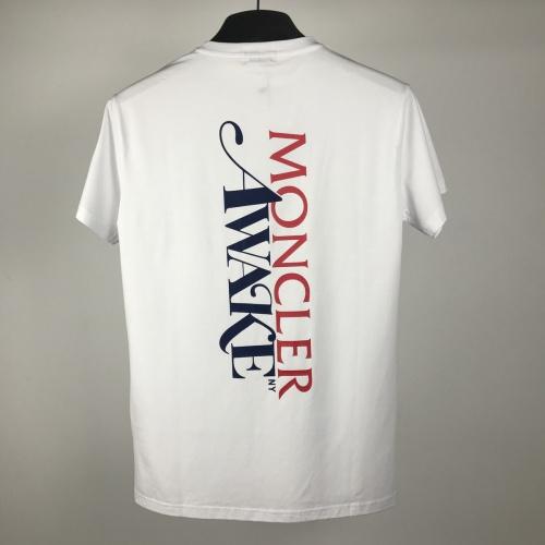 Moncler T-Shirts Short Sleeved O-Neck For Men #764786