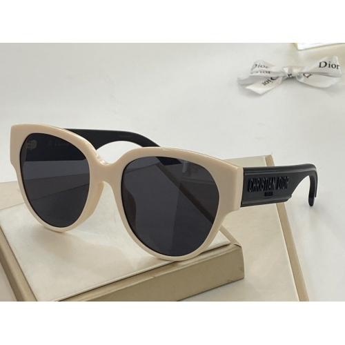 Christian Dior AAA Quality Sunglasses #764844