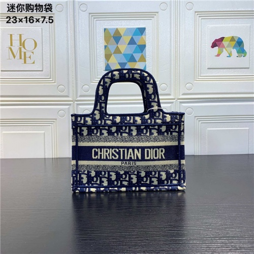 Christian Dior AAA Quality Handbags For Women #764991 $58.20, Wholesale Replica Christian Dior AAA Handbags