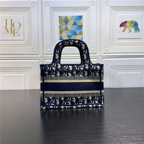 Replica Christian Dior AAA Quality Handbags For Women #764991 $58.20 USD for Wholesale