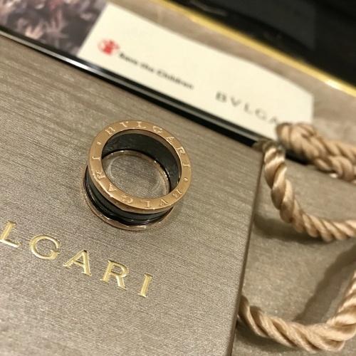 Bvlgari Rings #765004